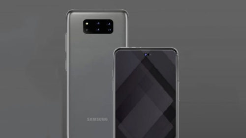 Samsung Galaxy A82 leak reveals the design and specs of the new phone