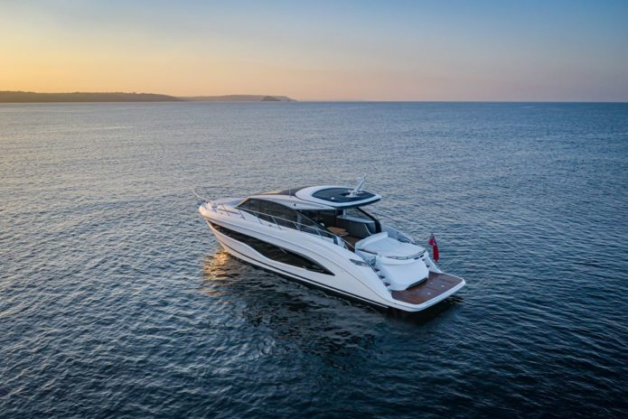Princess V55 yacht tour: Practically perfect in every way?