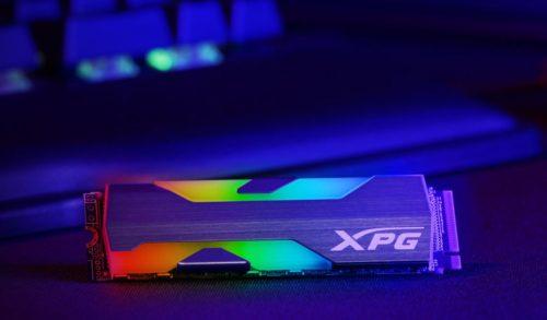 ADATA XPG Spectrix S20G M.2 2280 Gen 3×4 SSD Review