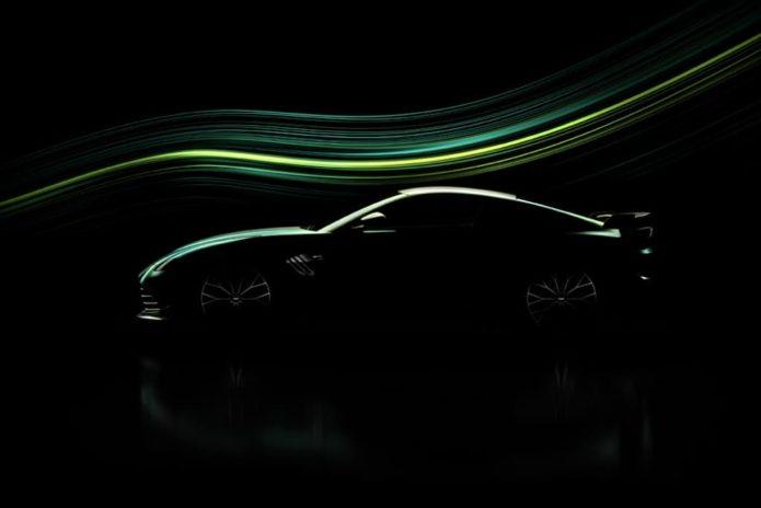 Faster Aston Martin Vantage previewed