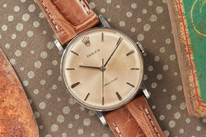 A Brief Guide to Affordable Vintage Rolex Watches
