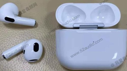AirPods 3 release date tipped as photos leak