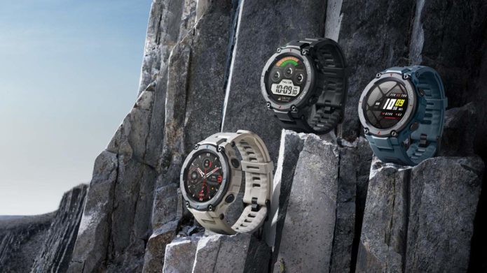 Amazfit T-Rex Pro smartwatch promises to be even tougher