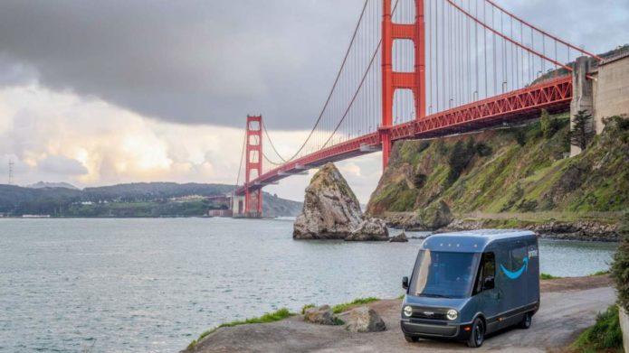 Amazon's Rivian electric vans reach a new city – and face a steep challenge