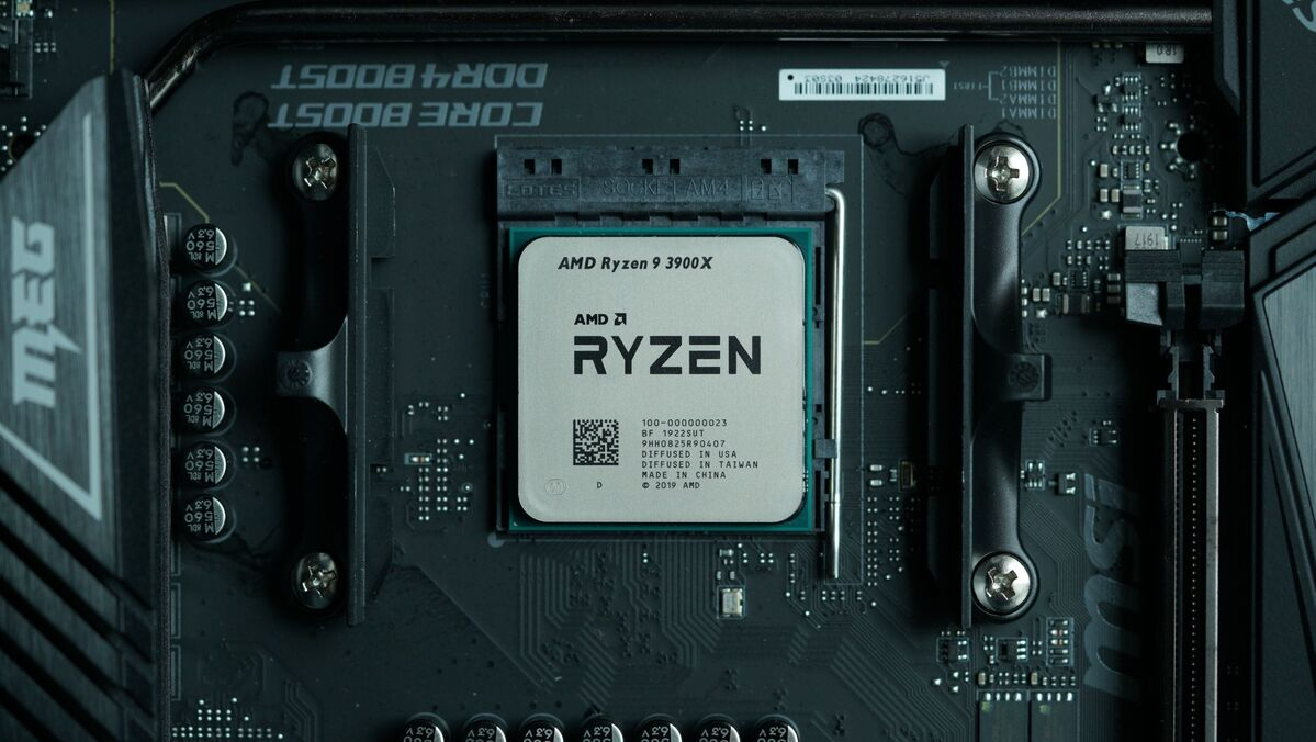 AMD's game-boosting Smart Access Memory is coming to Ryzen 3000