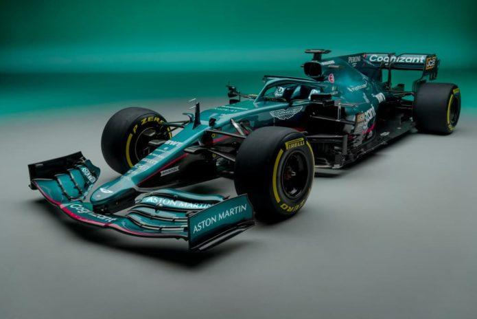 Aston Martin's return to F1 will benefit future models