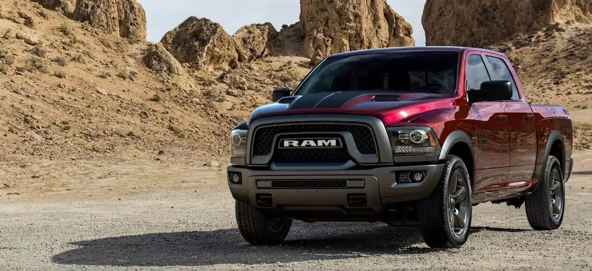 2021 Ram 1500 Classic Review