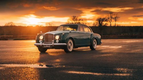 Lunaz adds classic Bentleys to its lineup of electrified British cars