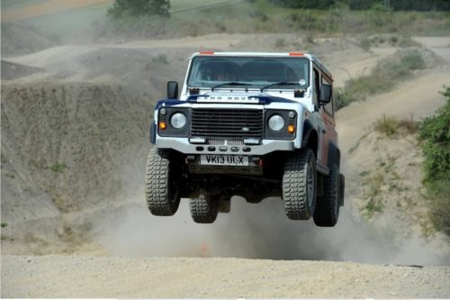 Land Rover plotting Defender to fight Ford Ranger Raptor