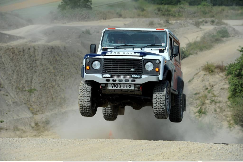 Land Rover plotting Defender to fight Ford Ranger Raptor