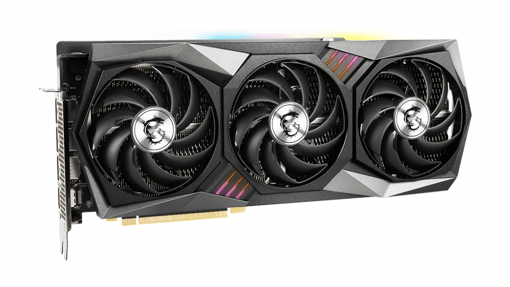 The MSI GeForce RTX 3080 Gaming Z Trio could mean you'll finally get a new GPU