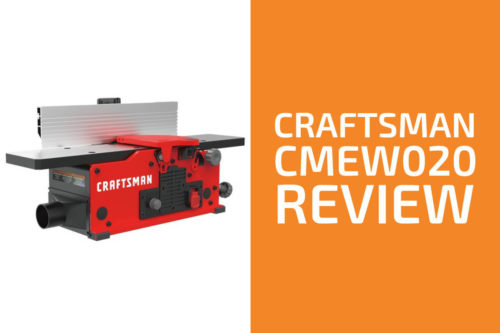 Craftsman Jointer Review: Is the CMEW020 Worth Getting?