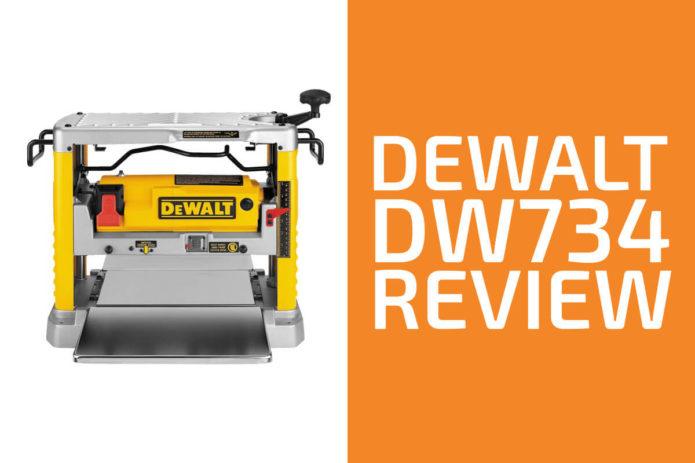 DeWalt DW734 Review: A Planer Worth Getting?