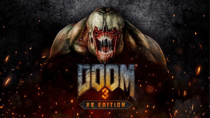 Doom 3: VR Edition for PSVR looks even scarier than the original