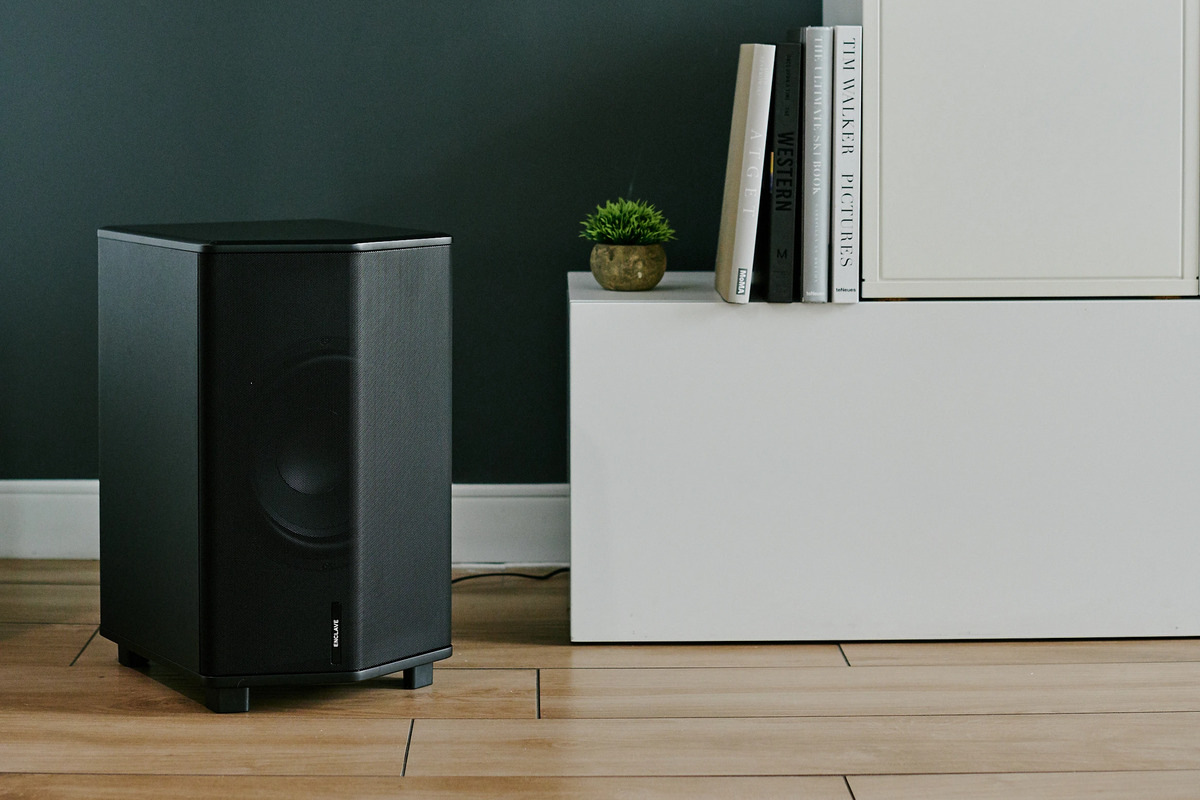 Enclave Audio offers add-on subwoofer upgrades for its CineHome Wireless Audio Systems