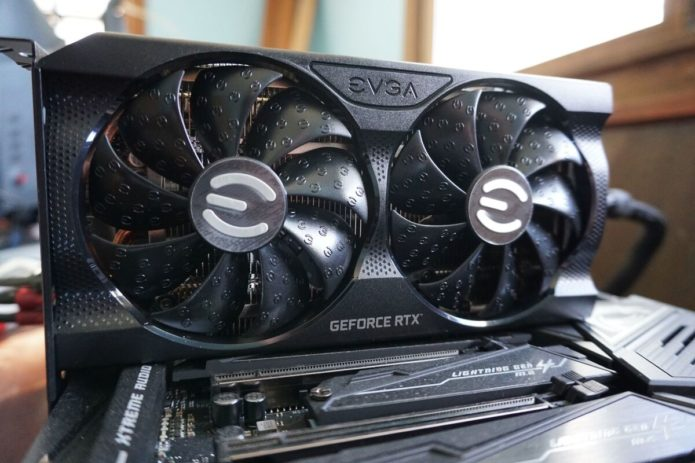 Nvidia GeForce RTX 3060 review: It's fine