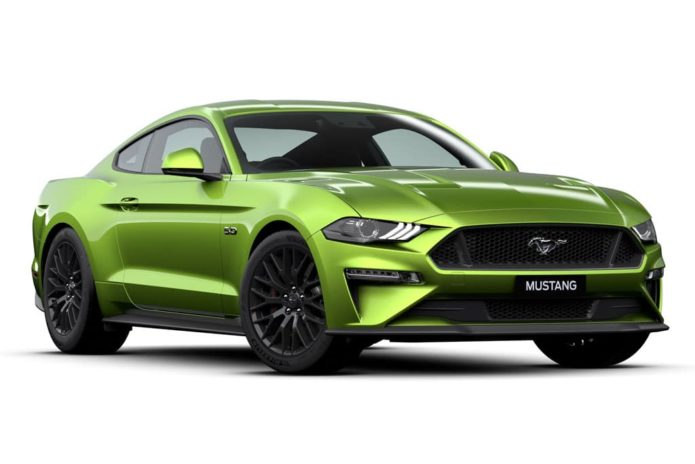 Affordable V8s disappearing fast
