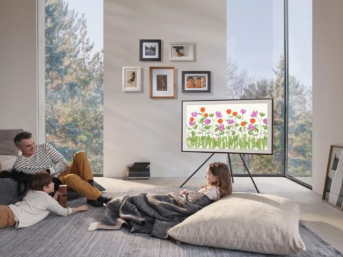 Samsung's 110″ and 99″ micro-LED TVs will be available later this month, more models unveiled