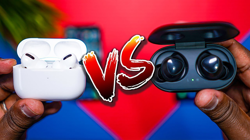 Apple AirPods Pro vs Samsung Galaxy Buds+: Which should you buy?