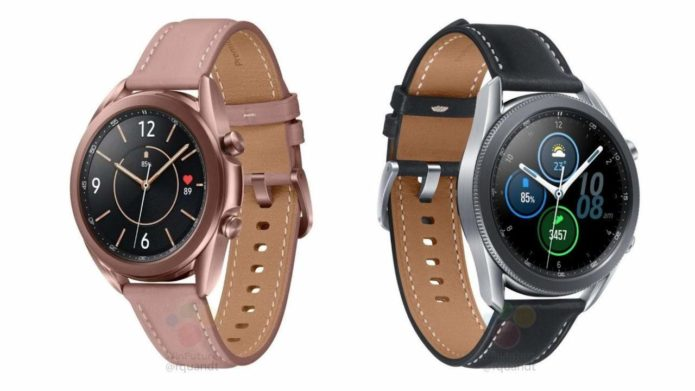 Galaxy Watch 4 and Watch Active 4 might be around the corner