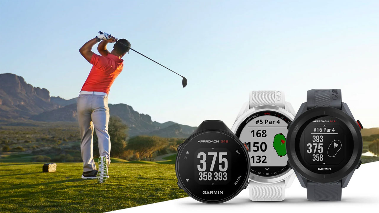 Garmin adds new Approach golf wearables and rangefinder