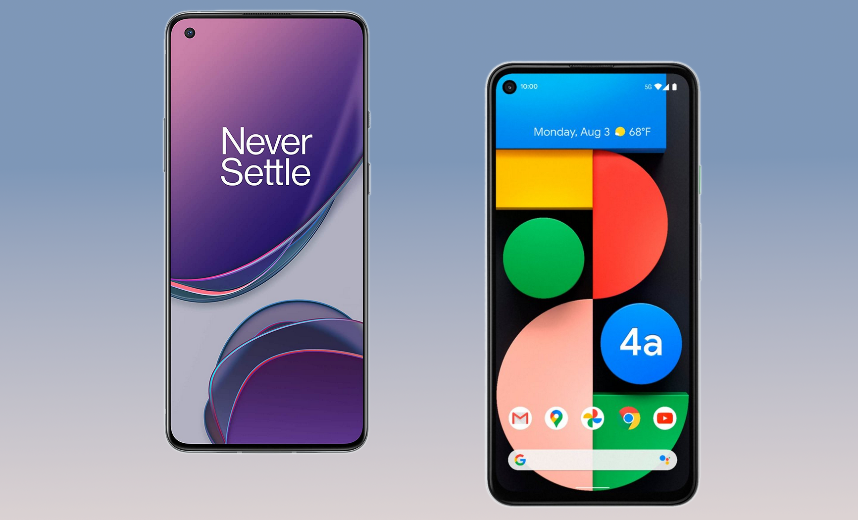 OnePlus 9R vs Google Pixel 4a 5G: Budget flagship or budget champion?