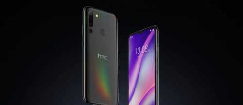 HTC Wildfire E3 is a budget phone with four cameras that still runs Android 10
