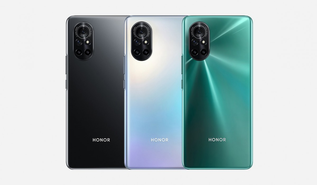 Honor V40 Lite and Honor Tab 7 announced