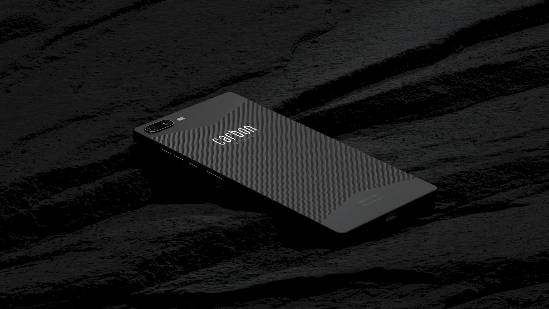 Carbon 1 MK II is first phone in the world with a carbon fiber monocoque