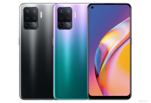 OPPO Reno5 F specifications revealed, turns out to be a rebranded OPPO F19 Pro