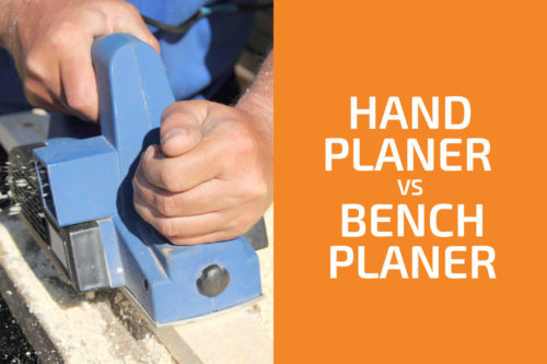 Hand vs. Bench Planer: Which One to Choose?