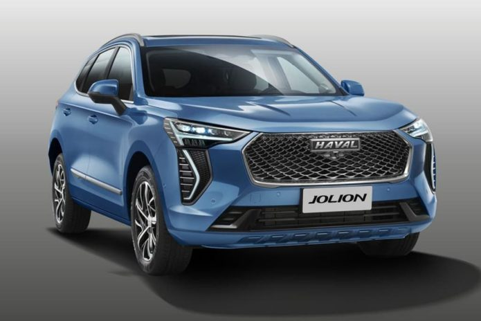 Haval Jolion to replace H2 small SUV