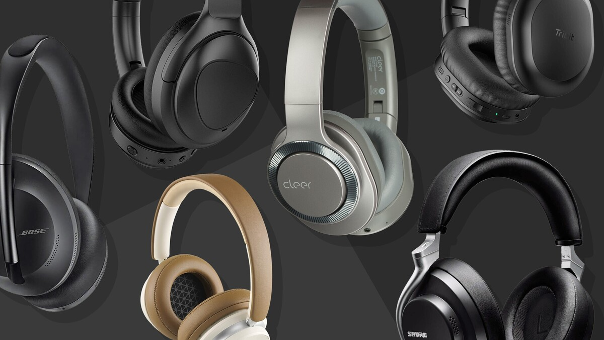 Best noise-cancelling headphones of 2021 - Updated