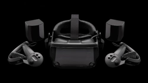 Next Valve Index VR headset may be wireless