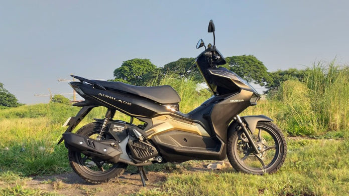 Honda Airblade 150 Review
