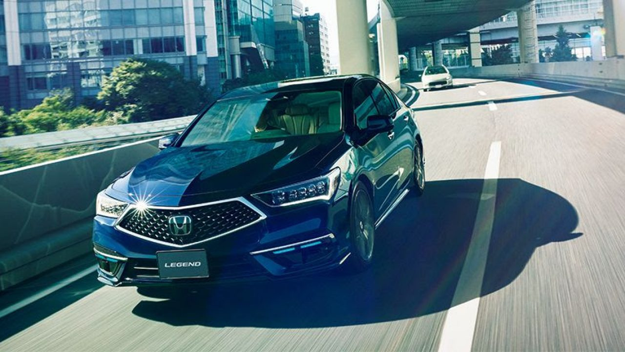 This Fancy Honda Is the Closest Thing We Have to a Self-Driving Car