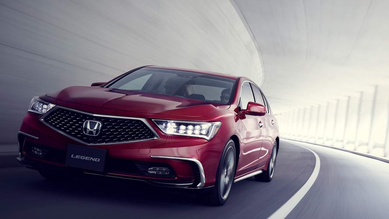 Honda very carefully sets loose its Level 3 autonomous car