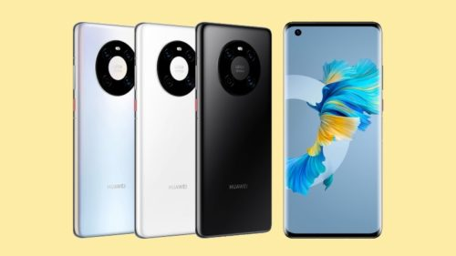 Huawei Mate 40E 5G with 90Hz display and Kirin 990E SoC launched: price, specs