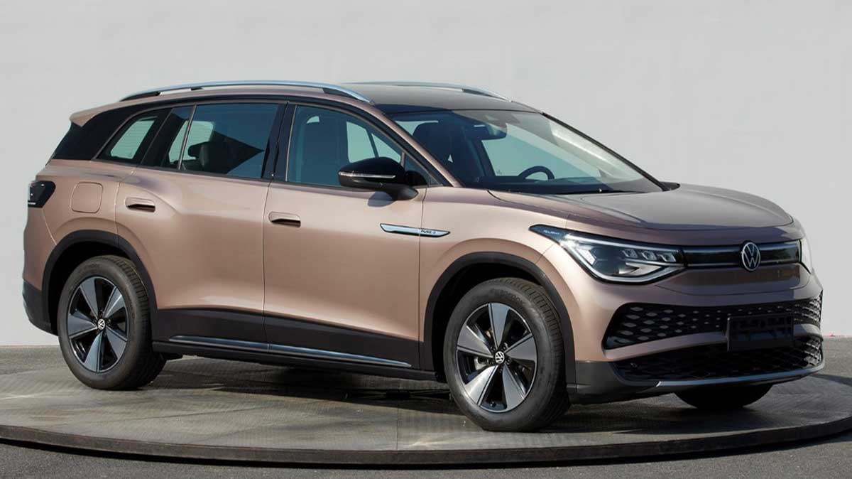 VW ID.6 Seven-Seat SUV Debuts In April, Could Come To US