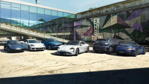 Porsche adds Taycan EV to its expanded car subscription service