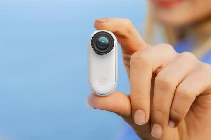 Insta360 Go 2 Crams A 1440p Action Cam Inside A Thumb-Sized Enclosure