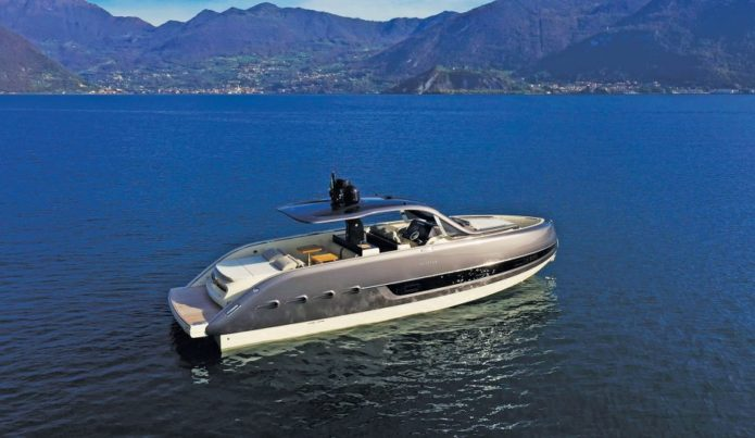 Invictus TT460 first look: Clean lines help this cruiser stand out from the T-top crowd