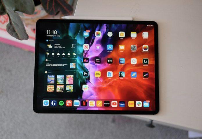 New iPad Pro 2021 (mini-LED): iOS 14.5 beta hints at new chip