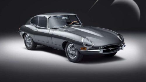 Jaguar celebrates the 60th anniversary of the E-type
