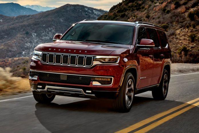Jeep Wagoneer and Grand Wagoneer revealed