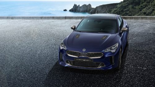 2022 Kia Stinger Teased For US Market, Debuts March 16