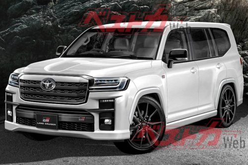 Top 10 Toyota GR models coming