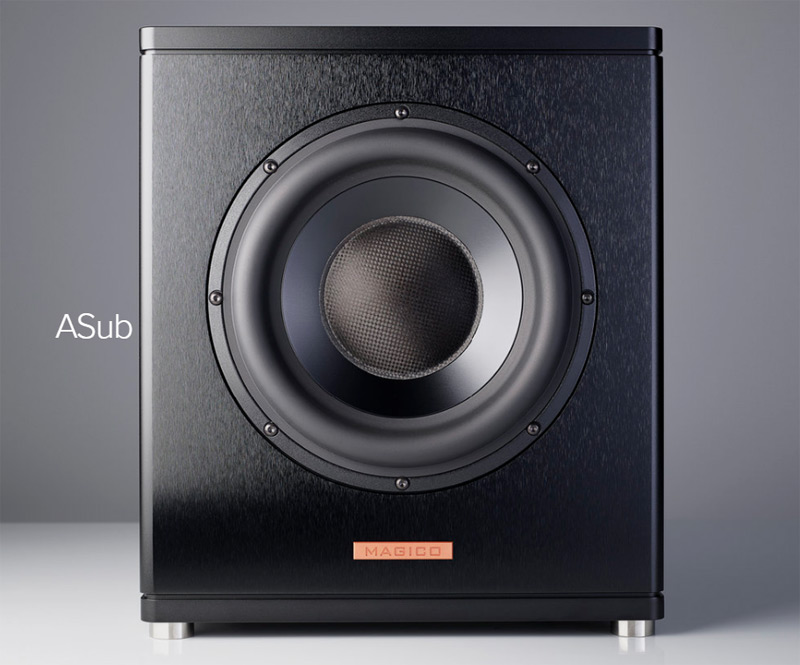 Magico ASUB Subwoofer Review
