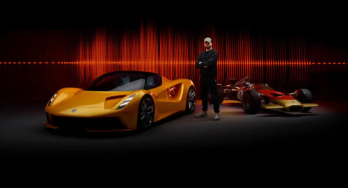 Lotus teams with British music producer Patrick Patrikios for Evija hypercar sounds