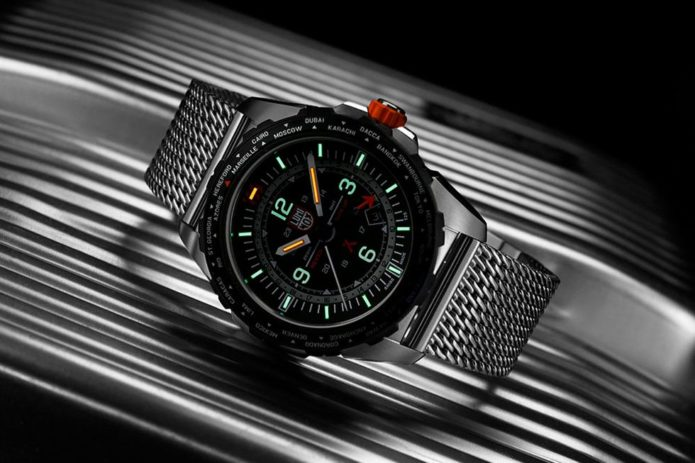 This Watch Is Perfect for Every Adventure, in Every Time Zone